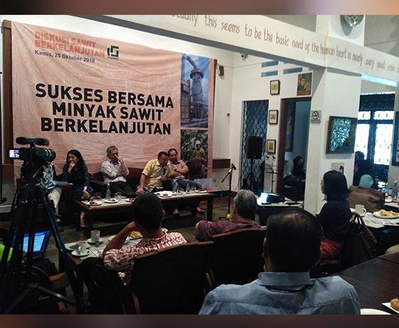 Diskusi Sawit Berkelanjutan Vol 1 - Sukses Bersama Minyak Sawit Berkelanjutan