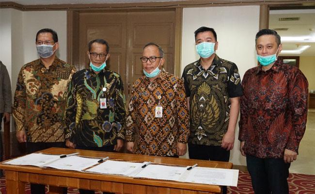 Antisipasi Pandemi Virus Korona, Pemerintah Jamin Ketersediaan Pangan