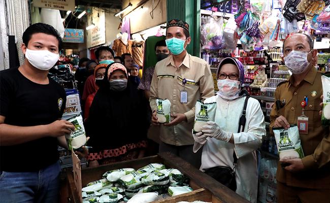 Kemendag Terus Kawal OP Gula serta Pantau Harga dan Stok Bapok di Banten