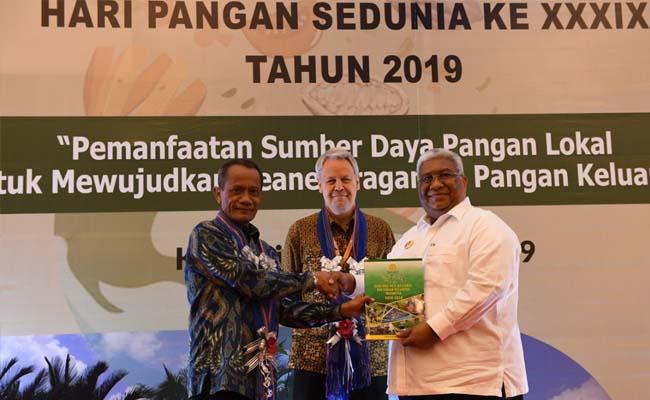 HPS Ke-39 di Kendari, Kementan-Pemprov Sultra Kembangkan Industri Pangan Lokal