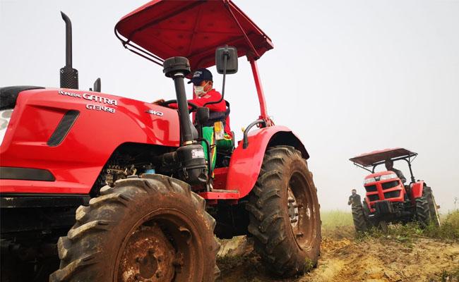 Era Pertanian 4.0 Milik Generasi Milenial