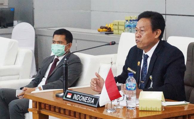 Kementan Dorong Pemulihan Pangan di Asean dan Global